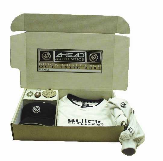 Golf Tournament Gift Boxes And Gift Bags From Corporate Golf